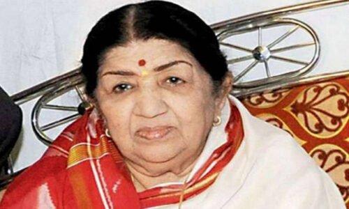 लता ने महाराष्ट्र मुख्यमंत्री राहत कोष में दिये 25 लाख