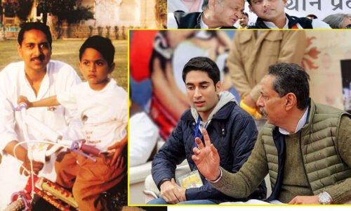 भरतपुर राज परिवार | पिता विश्वेन्द्र सिंह और पुत्र अनिरुद्ध में सियासती जंग निजी लड़ाई के रूप में बदली