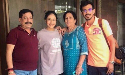 Team India के खिलाड़ी Yuzvendra Chahal के परिवार में कोरोना की एंट्री, पिता हाॅस्पिटल में एडमिट, मां का घर में चल रहा इलाज