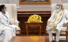 दिल्ली में सजा ममता का दरबार, पीएम मोदी से मुलाकात के दौरान हुई ये बात…