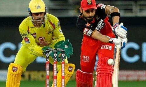 IPL 2021 : धोनी के सामने टिक नहीं पाई कोहली की आरसीबी, 6 विकेट से हराकर चेन्नई पहुंची टॉप पर