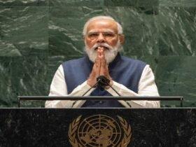 Modi UN speech मोदी ने चीन, पाकिस्तान को घेरा