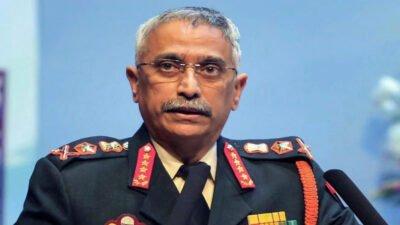 सेना प्रमुख जम्मू के दौरे पर